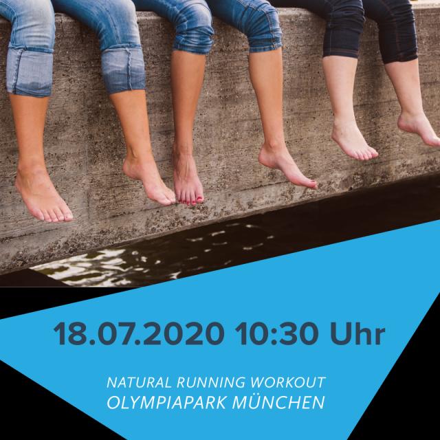 Laufkurs in München 18.7.2020